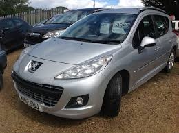 peugeot 207 sedan used peugeot 207 active for sale motors co uk
