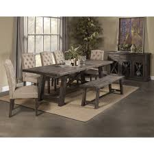 alpine furniture 1468 22 newberry extension dining table in