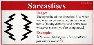 quote punctuation meaning sarcasm marks we don u0027t do no stinking sarcasm medianism org