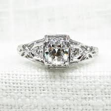 21 best vintage engagement rings on etsy images on pinterest