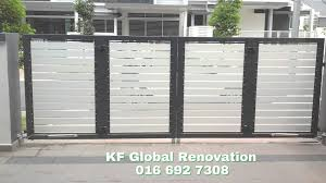main gate services in malaysia 016 6927308 youtube