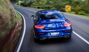 mercedes c350 coupe for sale 2016 mercedes c class coupe on sale in australia technology
