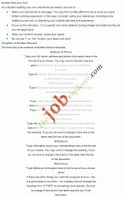 graduate student resume good for fresh college s saneme