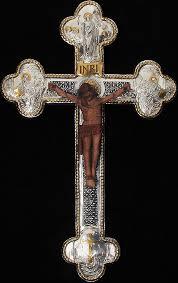 wall crucifixes the silver icon catalogue a59 wall crucifix