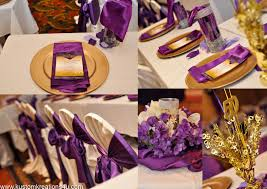 black and gold party decorations purple and gold party kustom kreations