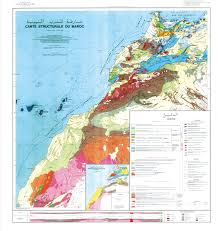 Morocco Map Africa by Antimony World Global Map Of Antimony Projects
