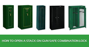 Stack On 18 Gun Cabinet by How To Open A Stack On Gun Safe Combination Lock