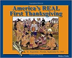 america s real thanksgiving robyn gioia 9781561643899