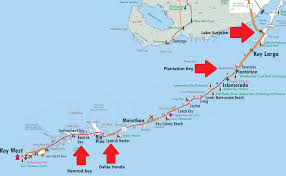 Map Of Southwest Fl Florida Keys The Florida Memory Blog