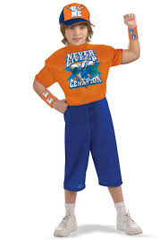 Halloween Muscle Shirt by Deluxe Child John Cena Costume