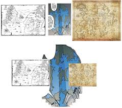 Map Of Avatar Last Airbender World by The Wertzone A Glimpse Of A First Law World Map