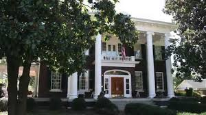 Neoclassical House by Neoclassical Mansion At 450 Main Street Murfreesboro Tn Youtube