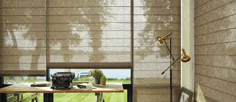 Roman Shade Custom Shades And Window Treatments Rockville Interiors