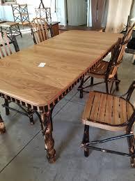 pecan dining room furniture dining essentials distressed pecan