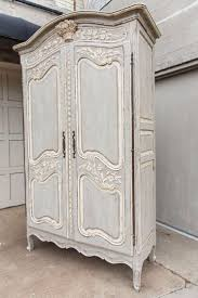Cherry Armoire Wardrobe Furniture Contemporary Storage Design With Antique Chifferobe For