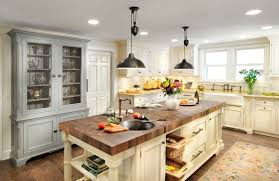 kitchen island block 20 exles of stylish butcher block countertops