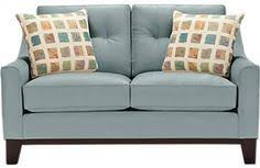 Rooms To Go Sleeper Loveseat Montclair Sofa At Rtg In Indigo 87 38 38 Sale 688 Microfiber