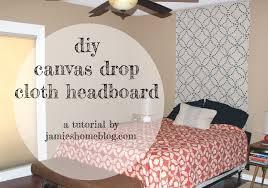 Painted Headboard Ideas Painted Headboard Jamie U0027s Home Blog