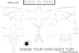 night fury coloring page night fury template old go use new ones by tellurist on deviantart
