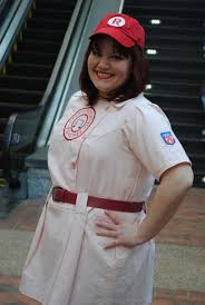 a league of their own costume rockford a league of their own by celesmaxwell