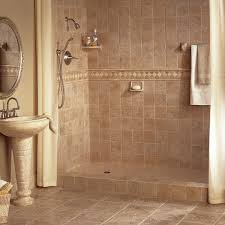 Bathroom Tile Shower Ideas Bathroom Small Bathroom Tile Ideas Brown Tiles Oval Steel