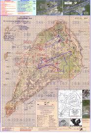 Iwo Jima On World Map by Loran Station Iwo Jima