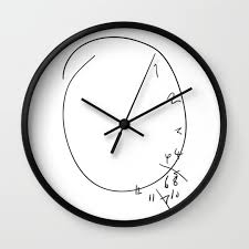 Target Wall Decor by Wall Decal Clock Target Color The Walls Of Your House