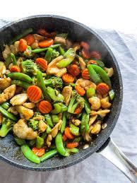 Main Dish Vegetables - kitchen sink chinese stir fry u2013 the beader chef