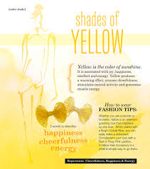 scünci hair accessories color stories yellow