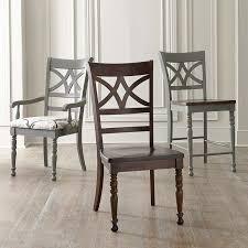 Bassett Dining Room Furniture Bassett Custom Diamond Back Dining Side Chair Dining Chairs
