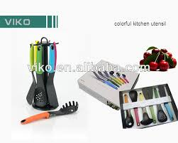 6pc kitchen utensil set multi colour nylon buy 6pc kitchen