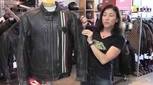 leather riding jackets for sale triumph raven jacket at yellow devil gear exchange youtube