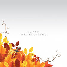 thanksgiving backgrounds happy thanksgiving background theme vector