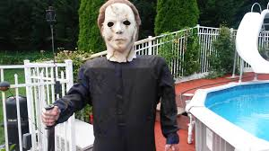 halloween life size michael myers prop youtube