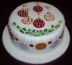 Tree Decorations For Cakes Best 25 Christmas Cake Designs Ideas On Pinterest Xmas Cakes