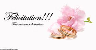 mots de f licitation pour un mariage felicitations pour un mariage 100 images carte de