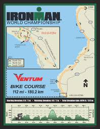 map kona usa ironman world chionship course ironman official site