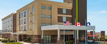 Airport Hotels Become More Than A Convenient Pit Home2 Suites Walden Galleria Mall Hotel In Cheektowaga