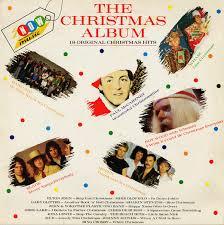 christmas photo album various now that s what i call the christmas album vinyl