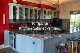 best paint to cover kitchen cabinets 10 tips for painting kitchen cabinets surepro painting