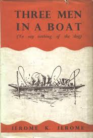 book review u0027three men in a boat u0027 by jerome k jerome