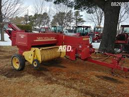 used new 311 square baler small agdealer
