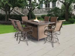 Patio Furniture Dimensions Bennington Fire Pit California Backyard Sacramento California
