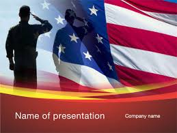 http www pptstar com powerpoint template saluting flag of the