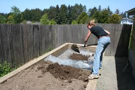 how to gopher proof an existing raised bed photo tutorial