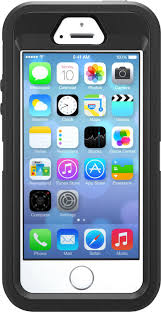 Otterbox Defender Series Rugged Protection Otterbox Defender Series Case For Iphone 5 5s Black Walmart Canada