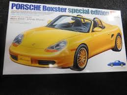 model porsche boxster tamiya 1 24 porsche boxster special edition model kit ebay