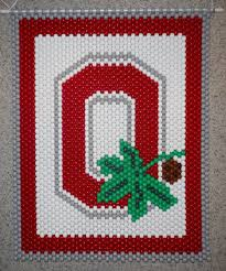 Ohio State Outdoor Rug 246 Best Ohio State U0026 Football Plasic Canvas And Crafts Images On