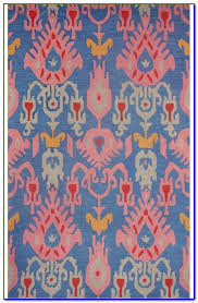 Ikat Outdoor Rug Blue Ikat Outdoor Rug Rugs Home Decorating Ideas Xvoq3pmwjy