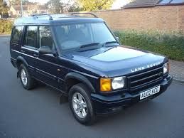 metallic land rover 2002 02 land rover discovery td5 gs diesel 7 seater 4x4 metallic